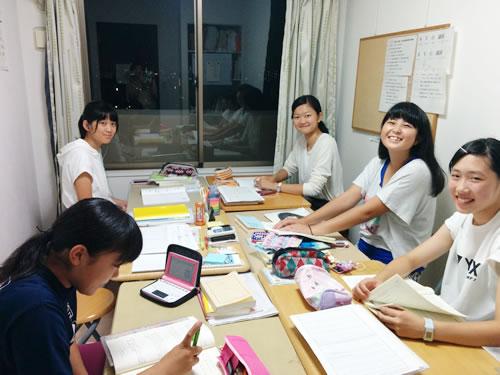 谷川教室の生徒さん